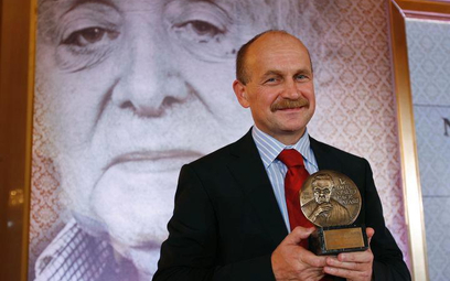 Zygmunt Berdychowski - tegoroczny laureat nagrody im. Jerzego Giedroycia