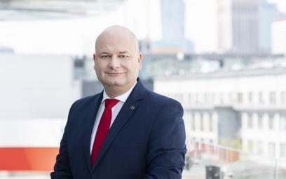 Witold Słowik, prezes Zarządu Polskiej Grupy Zbrojeniowej. Fot./PGZ