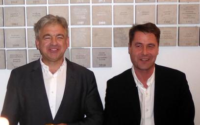 Kazimierz Łatak i Piotr Lewicki
