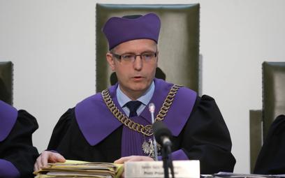 Sędzia Sądu Najwyższego Piotr Prusinowski