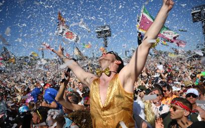 Kokaina i ecstasy w rzece przypływającej nieopodal terenu festiwalu Glastonbury