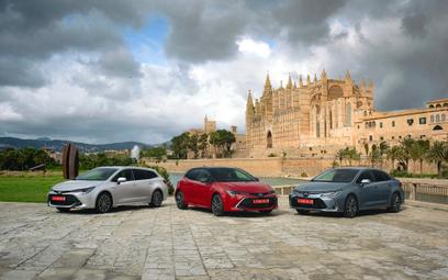 Toyota Corolla wakacyjnym hitem Polaków