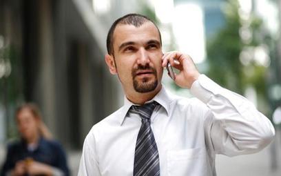 Rodzimi przedsiębiorcy nie unikają pracy. Chętnie sięgają po urządzenia mobilne, bo dzięki nim są w