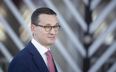 Premier Morawiecki znowu mało precyzyjnie o gospodarce