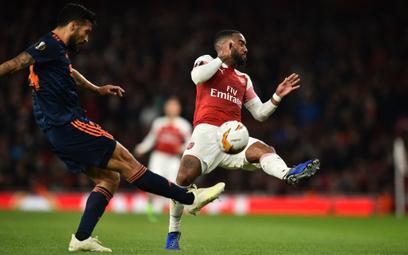 Liga Europejska: Arsenal i Chelsea dają nadzieję Londynowi