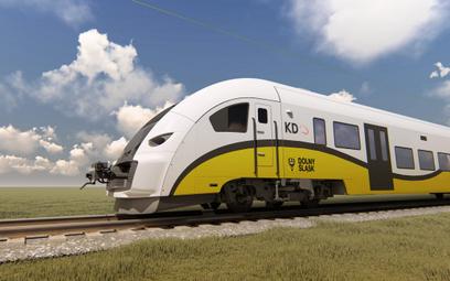 Koleje Dolnośląskie kupiły 5 pociągów