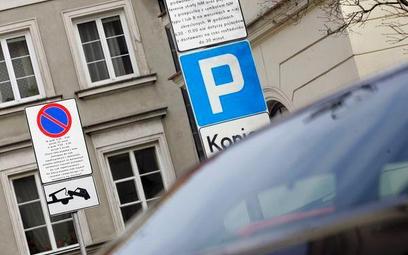 Ustawienia znaku drogowego nie można zaskarżyć do sądu
