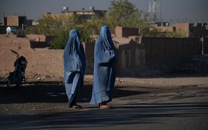 Afgańskie sędzie w niebezpieczeństwie. Talibowie się mszczą