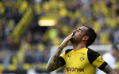 Bundesliga: Paco Alcacer w pół godziny wygrał Borussii mecz