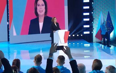 """Konwencja Kidawy-Błońskiej. """"Fundamentem mojej prezydentury bezpieczeństwo Polski i Polaków"""""""