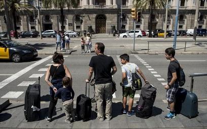 Turyści skracają pobyty w Hiszpanii