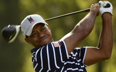 Tiger Woods ranny w wypadku w samochodowym