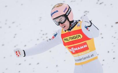 PŚ w Bad Mitterndorf: Stefan Kraft odlatuje