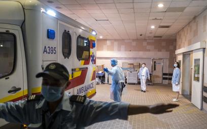 Epidemia koronawirusa w Hongkongu