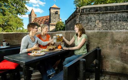 Zagraniczni turyści w Niemczech – Polacy w pierwszej trójce