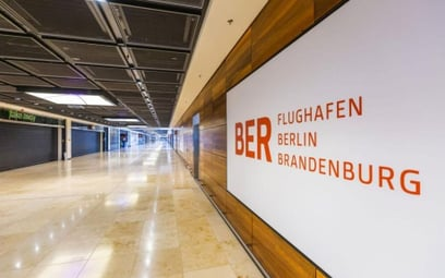 Kto pierwszy wyląduje na lotnisku Berlin Brandenburg?