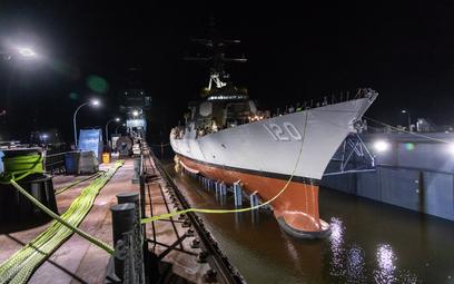 70. niszczyciel typu Arleigh Burke zwodowany