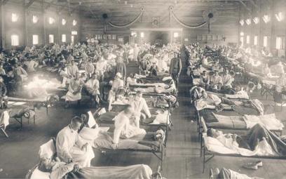 103 lata temu trzecia fala hiszpanki omało nie zmieniła losów świata. Pierwsze objawy choroby zaczy