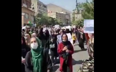 Demonstracja w Kabulu