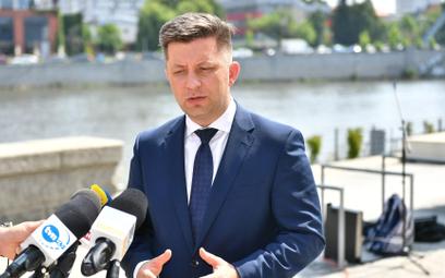 """Dworczyk: Określenie """"lex TVN"""" nie jest prawdziwe"""
