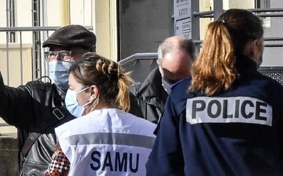Francja. W czasie lockdownu więcej gwałtów i przemocy domowej