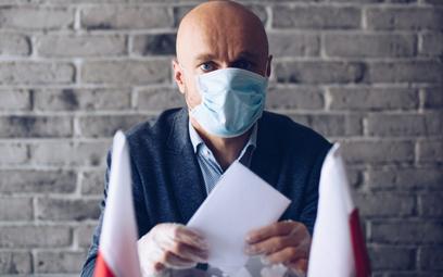 Wyborcy nie boją się pandemii. Głosować korespondencyjne chce tylko 1 procent