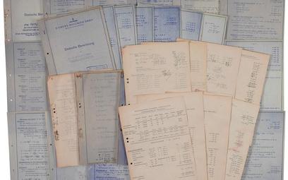 Dokumenty Oskara Schindlera sprzedane na aukcji
