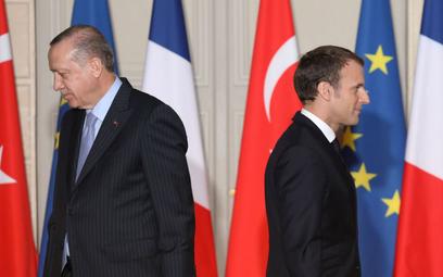 Erdogan wzywa do bojkotu produktów z Francji