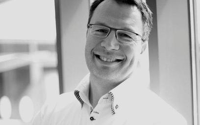 Tomasz Lisewski, dyrektor generalny Philips w Europie Środkowo-Wschodniej