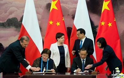 Chiny i Polska wspólnie zadbają o turystykę