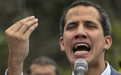 """Wenezuela: Guaido chce """"bezpośrednich kontaków"""" z armią USA"""