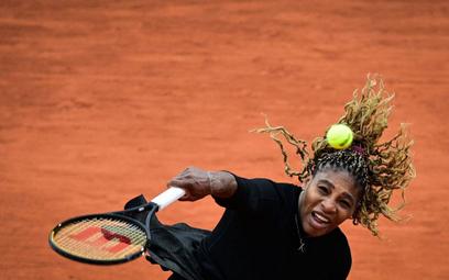 Serena Williams wycofała się z turnieju Roland Garros