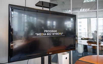 """Protest mediów. Ile osób oglądało """"Wiadomości"""" TVP 10 lutego?"""