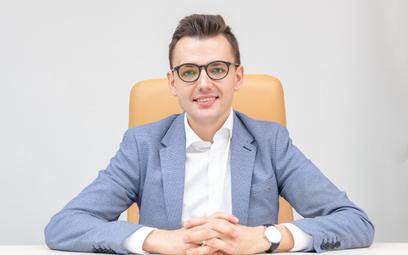 Burmistrz Karczewa, Michał Rudzki.