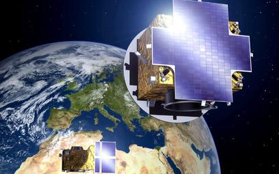 Tak mają wyglądać satelity z projektu PROBA-3 Europejskiej Agencji Kosmicznej. Będą one badać aktywn