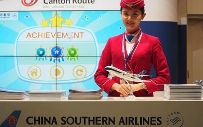 Amerykanie kupują udział w China Southern Airlines, chcą kooperować