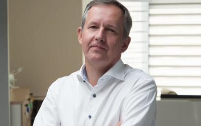 Grzegorz Polaniecki, dyrektor generalny linii lotniczych Enter Air: Nasz największy problem to niepewność