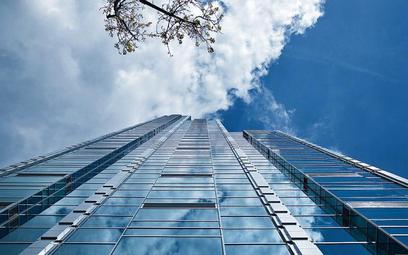 Biurowiec Rondo 1 to jeden z najbardziej energooszczędnych budynków w Warszawie