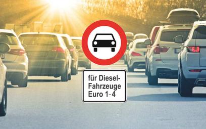 Zaskakujące dane z Niemiec. Diesle nie mają wpływu na jakość powietrza w miastach
