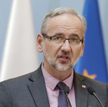 Minister zdrowia Adam Niedzielski: Wspólnie z wojewodami zwiększamy więc liczbę łóżek covidowych