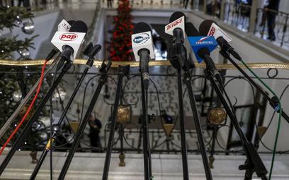 Chrabota: Przymusowy samorząd dziennikarzy nie przejdzie