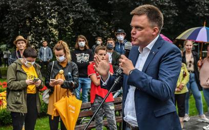 Lider Polska 2050 zapowiada powstanie programu Edukacja dla przyszłości