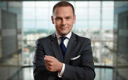 Jakub Papierski, wiceprezes PKO BP