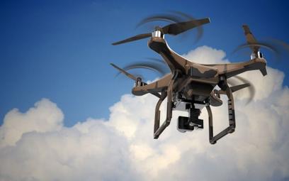 Drony sprowadzą deszcz. To ratunek dla kraju