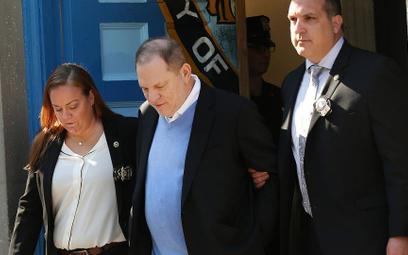 Finał #MeToo: Harvey Weinstein stanie przed sądem