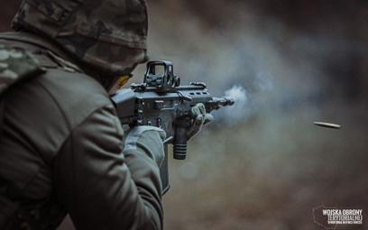 Największym użytkownikiem 5,56 mm karabinków automatycznych MSBS Grot w Siłach Zbrojnych RP są obecn