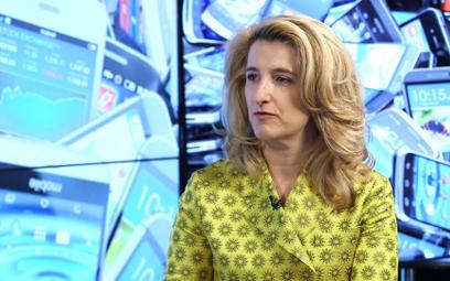 #RZECZoBIZNESIE: Grażyna Piotrowska-Oliwa: Ciągle zmieniamy operatora dla złotówki