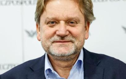 Jarosław Pinkas, sekretarz stanu w Ministerstwie Zdrowia