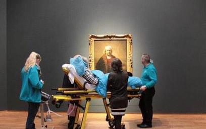 Umierająca kobieta chciała zobaczyć dzieła Rembrandta. Spełniono jej życzenie