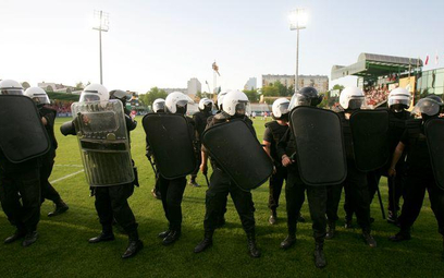 Ochroniarze szykują się do zarobku na Euro 2012